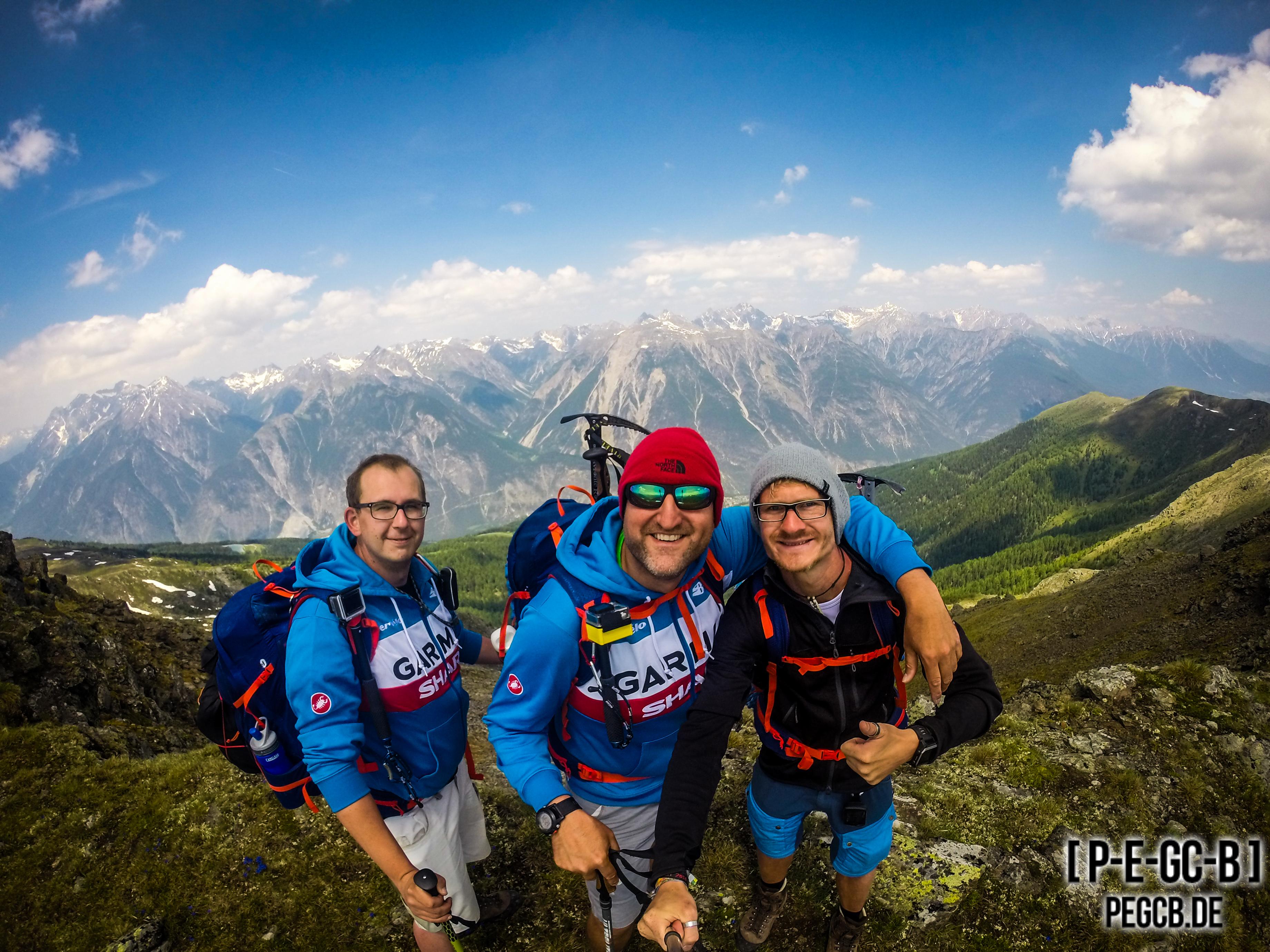 [ GCTransAlps ] Zu Fuß über die Alpen
